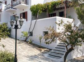 Hotel Manto, hotel near Venetian Harbour and Castle, Naousa