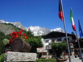 Hotel Aiguille Noire, hotel near Skyway Monte Bianco, Courmayeur