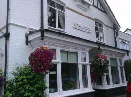 The Rosscourt-Adults Only, B&B in Bournemouth