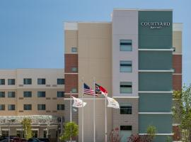 Courtyard by Marriott Raleigh-Durham Airport/Brier Creek, hotel near Raleigh-Durham International Airport - RDU, Raleigh
