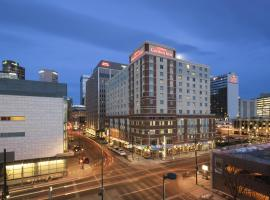 Hilton Garden Inn Denver Downtown, hotel near Molly Brown House, Denver