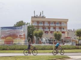 Hotel Silvia, hotel en Empuriabrava