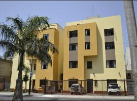 Sori Apartments, serviced apartment in Lima