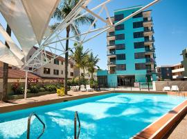 Aqualine Apartments On The Broadwater, hotel near Southport Broadwater Parklands, Gold Coast