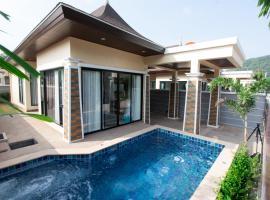 Aonang Oscar Pool Villas, villa in Ao Nang Beach