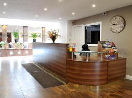 The Kings Arms Hotel, hotel in Berwick-Upon-Tweed