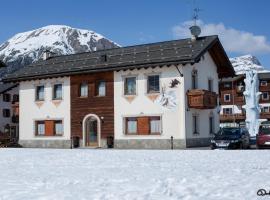 Chalet Alpine Dream, hotel poblíž významného místa Mottolino, Livigno