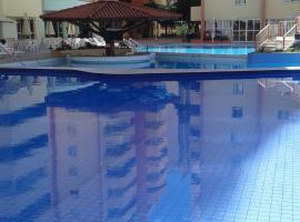 Parque das Águas Quentes, hotel em Caldas Novas