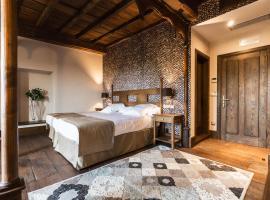 Pazo da Pena Manzaneda, hotel cerca de O Xeixo Lift, Manzaneda