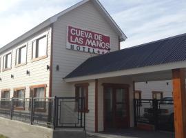 Hotel Cueva de las Manos, hotel in Perito Moreno
