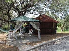 Camping Amanti Del Mare, self catering accommodation in Palinuro
