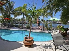 Manatee Bay Inn, Ferienunterkunft in Fort Myers Beach