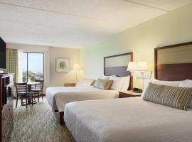 Surfside Beach Oceanfront Hotel, resort in Myrtle Beach
