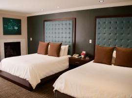 Munras Inn, hotel em Monterey