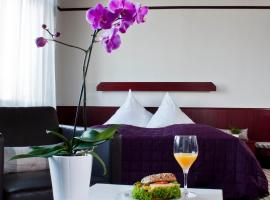 Hotel Neuer Karlshof, отель в Баден-Бадене