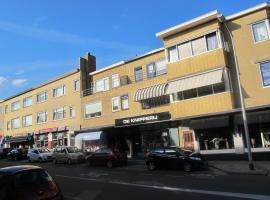 Maisonette De Proper Katwijk, budget hotel in Katwijk