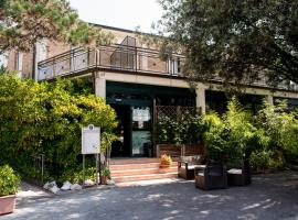 Hotel Classicano, отель в Равенне