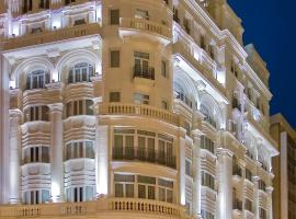 Melia Plaza Valencia, hotel near Quart Towers, Valencia
