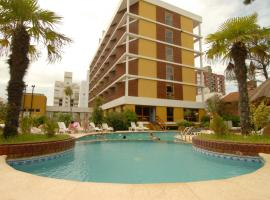 Hotel Chiavari, hotel en San Bernardo