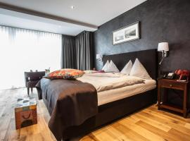 Hotel Riviera Loft, отель в Веггисе