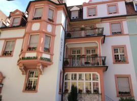 Hotel Barbara, Hotel in Freiburg im Breisgau