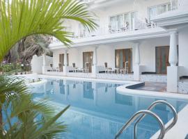 Pirache Art Hotel, spa hotel in Calangute