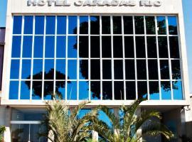 Hotel Caracas Rio Aeroporto Galeão, hotel near Rio de Janeiro/Galeao International Airport - GIG, Rio de Janeiro