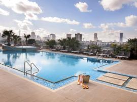 Leonardo City Tower Hotel Tel Aviv, hotel in Tel Aviv