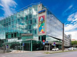 Park Inn by Radisson Meriton Conference & Spa Hotel Tallinn, hotel near Tallinn Train Station, Tallinn