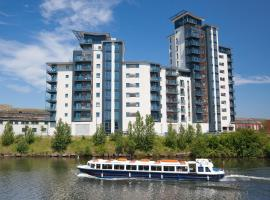 Waterside Apartments, hotel in Cardiff