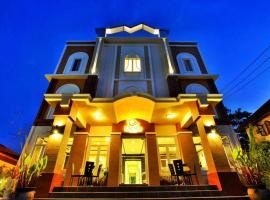 Excella Hotel, hotel in Ubon Ratchathani