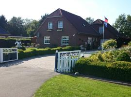 Ostfriesisches Landhaus, Bed & Breakfast in Wittmund