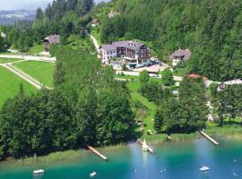 Hotel Ferienwohnungen Gabriel, Hotel in der Nähe von: Wallfahrtskirche Maria Wörth, Keutschach am See