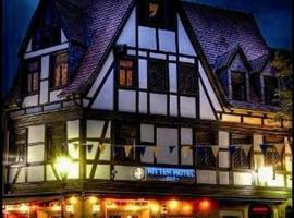 Ritter Hotel, Pension in Frankfurt am Main