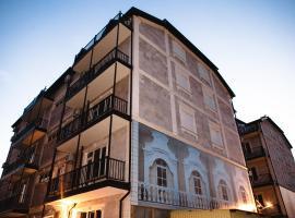 Hotel Avdallini, hotel in Anapa