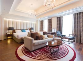 Charis Hotel, hotel in Incheon