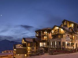 Hotel Le Hameau Du Kashmir, hotel in Val Thorens
