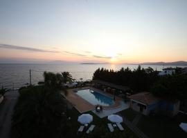 Iria Beach Hotel, hotel in Iria