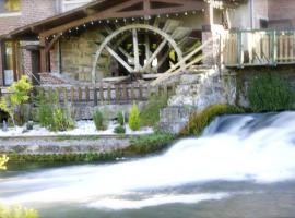 Logis Moulin Des Forges, hotel near Paris Beauvais-Tille Airport - BVA, Saint-Omer-en-Chaussée