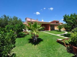Affittacamere B&B La Villa dei Graniti, guest house in Villasimius