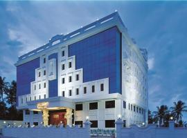 Hotel Annamalai International, hotel in Pondicherry
