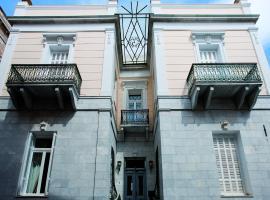 Hotel Ploes, hotel in Ermoupoli