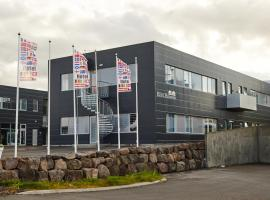 Hótel Heiðmörk, hotel in Reykjavík