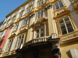 Pertschy Palais Hotel, hotel near House of Music, Vienna