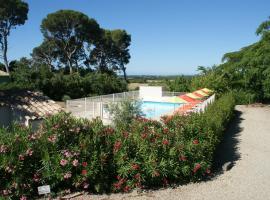 Chambres d'hôtes La Gardie, hotel near Beziers Cap d'Agde Airport - BZR,