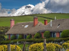 Hacienda El Porvenir by Tierra del Volcan, country house in Machachi