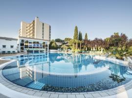 Hotel Des Bains Terme, hotell i Montegrotto Terme