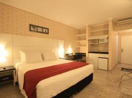Hotel Confiance Prime Batel, hotel in Curitiba