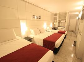 Hotel Confiance Prime Batel, hotel near Tingui Park, Curitiba