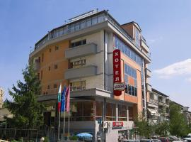 Hotel Akvaya, hotel in Veliko Tŭrnovo